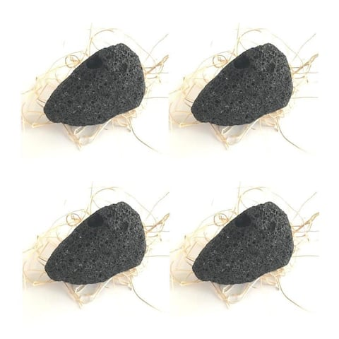 Natural Pumice Stone (Pack of 4)