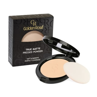 Golden Rose True Matte Face Powder