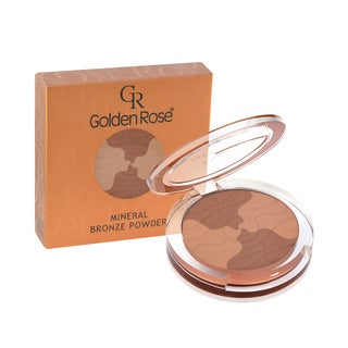 Golden Rose Mineral Bronze Powder