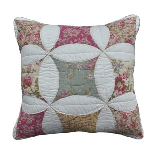 Nostalgia Home Mae Square Decorative Pillow