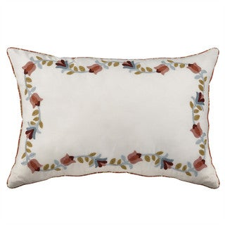 Nostalgia Home Durham Breakfast Decorative Pillow