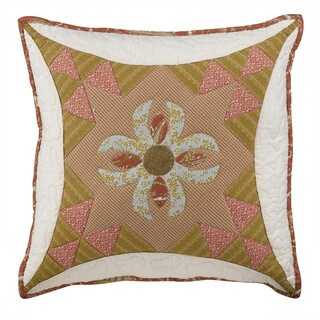 Nostalgia Home Durham Square Decorative Pillow
