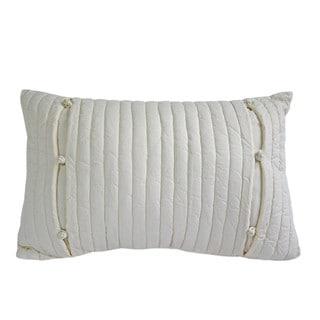 Nostalgia Home Lexington Ivory Breakfast Decorative Pillow