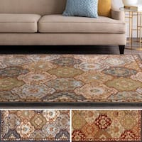 Hand-Tufted Coliseum Wool Area Rug (4' x 6')