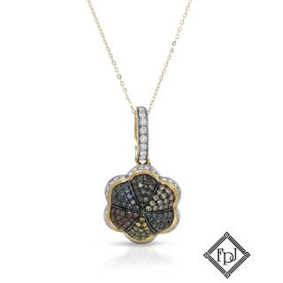 Fay Pay Jewels 14k Gold 5/8ct TW Diamond Necklace
