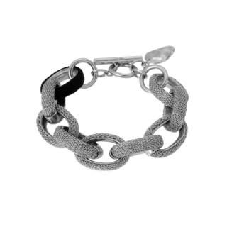 Adami & Martucci Sterling Silver Chunky Bracelet