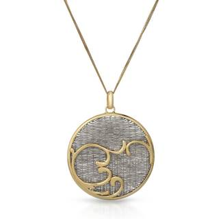 Adami & Martucci Gold over Silver Necklace