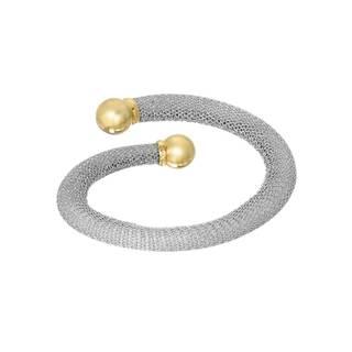 Adami & Martucci Gold over Silver Bracelet