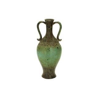 9-inch Wide x 22-inch High Ceramic Vase