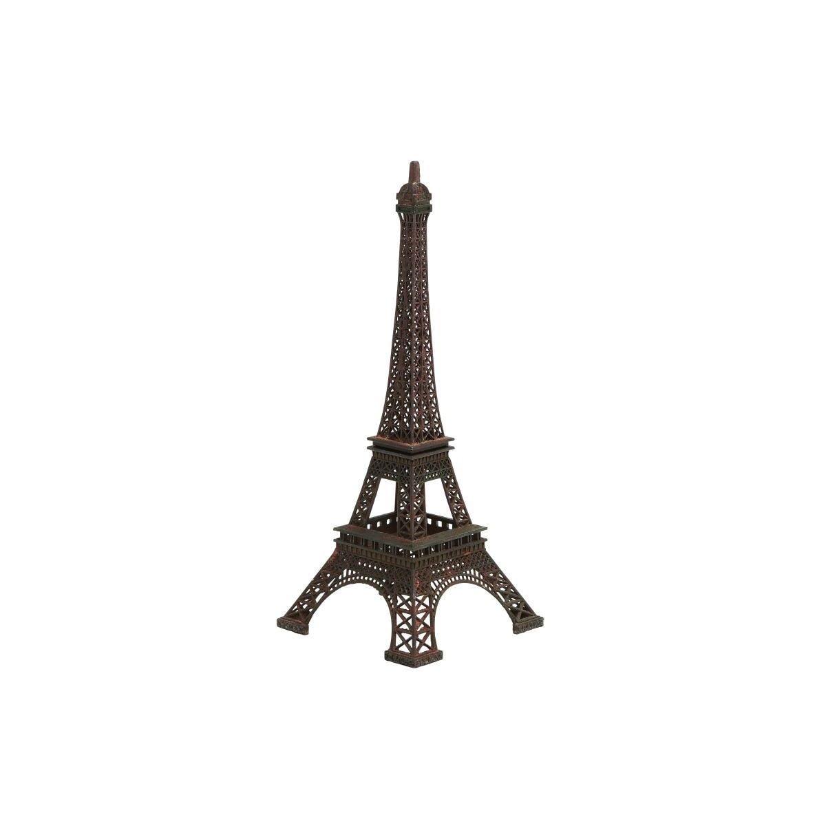 Metal 15-inch Eiffel Tower Replica