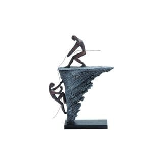 Polystone 11-inches Wide x 16-inches High Sculpture