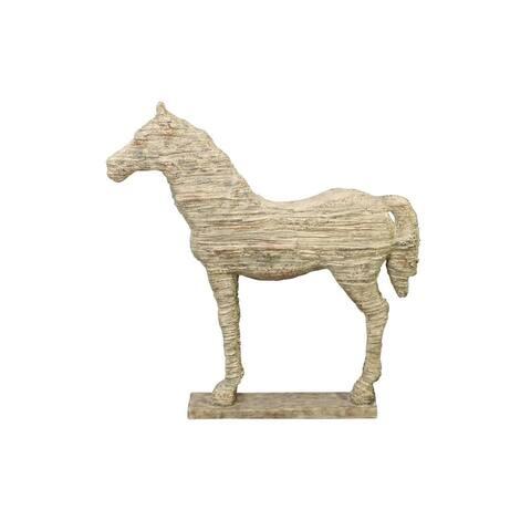 The Gray Barn Jartop Polystone Horse