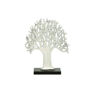Aluminum Tree Decor (16 inches H x 13 inches W)