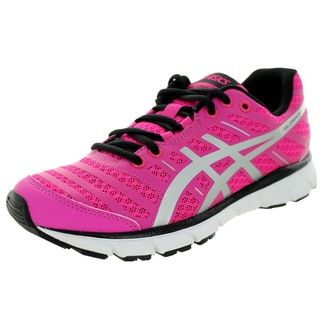 Asics Women's Gel-Zaraca 2 Neon Pinkver/Black Running Shoe