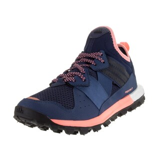 Adidas Women's Response Tr W Blue/Peach Running Shoe