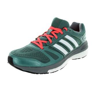 Adidas Women's Supeova Sequence 7 Green/White/Grey Running Shoe