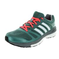 Adidas Women's Supeova Sequence 7 Green/White/Grey Running Shoe