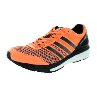 Adidas Women's Adizero Boston 5 W Flash Orange Running Shoe