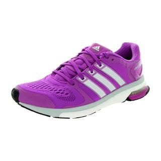 Adidas Women's Adistar Boost W Esm Purple/Grey Running Shoe