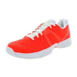 Adidas Women's Sonic Allegra ver/White Tennis Shoe