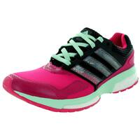 Adidas Women's Response Boost 2 Techfit Running Shoe