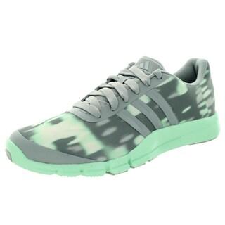 Adidas Women's A.T 360.2 Prima Grey/Green Training Shoe
