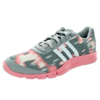 Adidas Women's A.T 360.2 Prima Grey/Pink Training Shoe