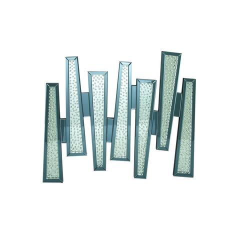 WD Mirror 48-inch-wide x 42-inch-high Wall Decor