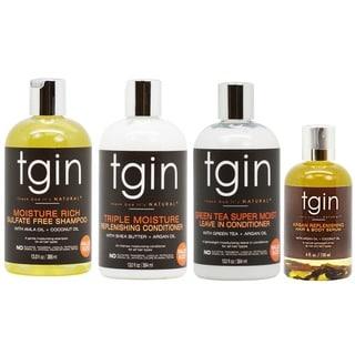 TGIN Moisture 4-piece Hair Care Kit