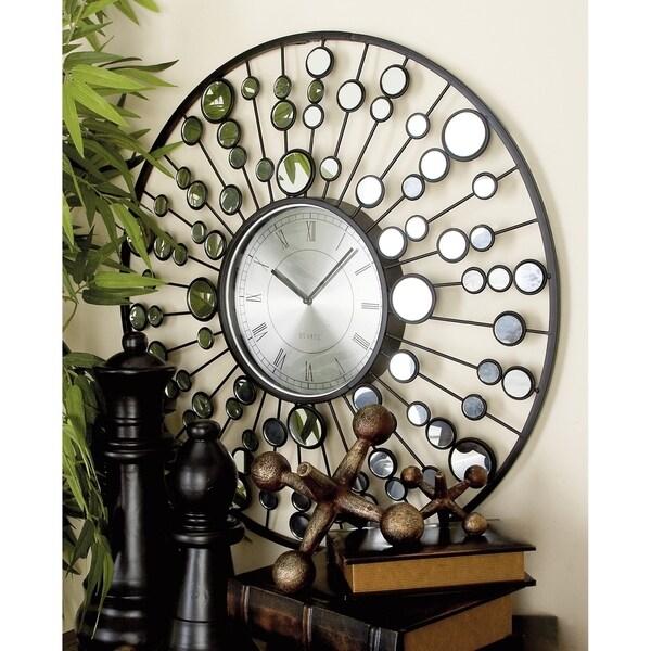 Strick & Bolton Buri Radial Wall Clock