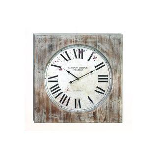 The Gray Barn Jartop Wood Wall Clock