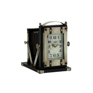 MTL Table Clock