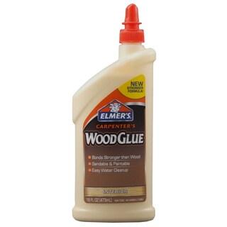 Elmer's E7020 16 Oz Carpenter's Wood Glue