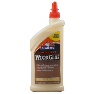 Elmer's E7020 16 Oz Carpenter's Wood Glue