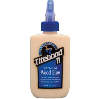 Titebond 5002 4 Oz Titebond II Wood Glue