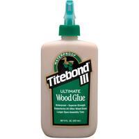 Titebond 1413 8 Oz Titebond III Ultimate Wood Glue
