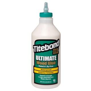 Titebond 1415 32 Oz Titebond III Ultimate Wood Glue