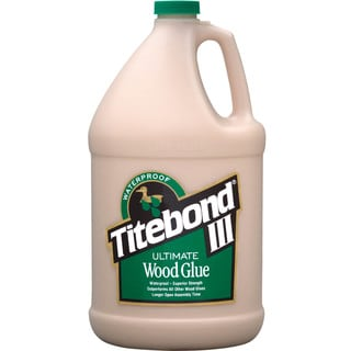 Titebond 1416 128 Oz Titebond III Ultimate Wood Glue