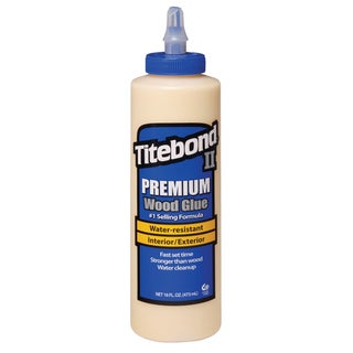 Titebond 5004 16 Oz Titebond II Wood Glue