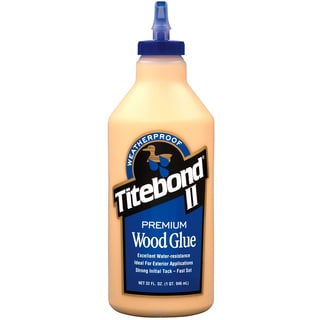 Titebond 5005 32 Oz Titebond II Wood Glue
