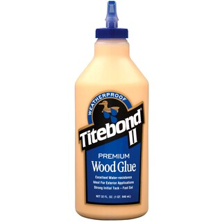 Titebond 5005 32 Oz Titebond II Wood Glue