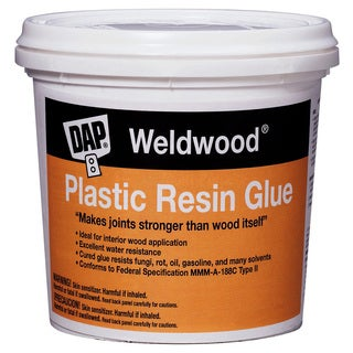 Dap 00204 4.5 Lb Weldwood Plastic Resin Glue