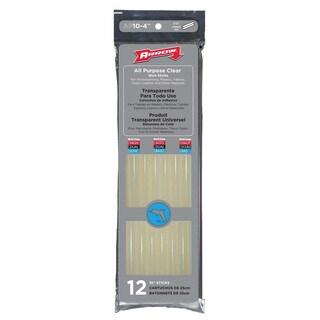 "Arrow Fastener AP10-4 12-count 10"" All Purpose Glue Sticks"