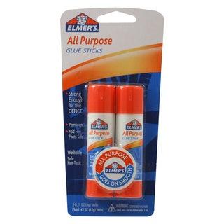 Elmer's E512 2-count All Purpose Glue Sticks