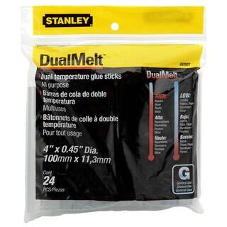Stanley Hand Tools GS20DT 24-count DualTemp Glue Sticks