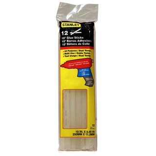 Stanley Hand Tools GS25DT 12-count Dualtemp Glue Stick