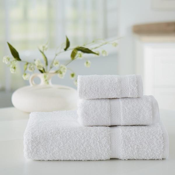 Welington Silver Hotel 6-piece Towel Set