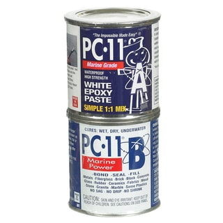 PC-11 1 Lb PC-11 White Epoxy Paste