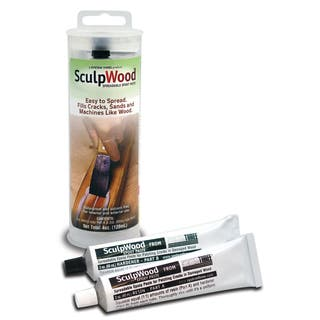 System Three 1610K05 4 Oz SculpWood Paste Kit 2-count|https://ak1.ostkcdn.com/images/products/12175811/P19026773.jpg?impolicy=medium