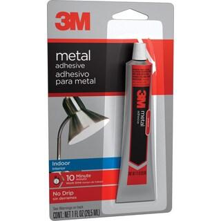 3M 18070 1 Oz Indoor Metal Adhesive